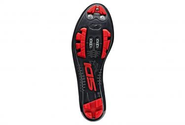Sidi Trace 2 MTB Shoes Black Red