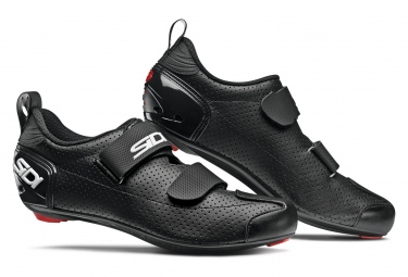 Pair of Sidi T-5 Air Shoes Black