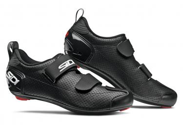 Chaussures de Triathlon Sidi T-5 Air Noir