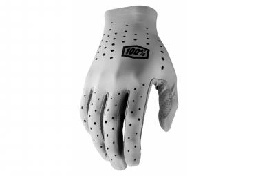 Lange Handschuhe 100% Sling Grey