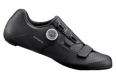 Paire de Chaussures Route Shimano RC500 Noir