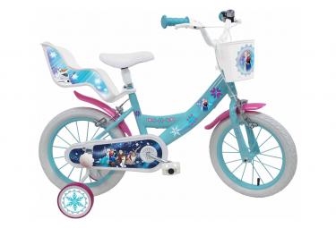 Vélo original Disney Reine des Neiges 14