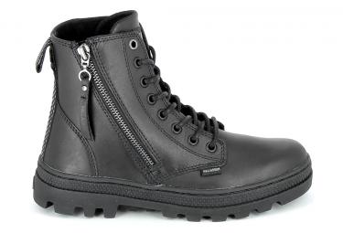 Bottine, BootBasket -mode - Sneakers PALLADIUM PLBoss Hi Noir Noir