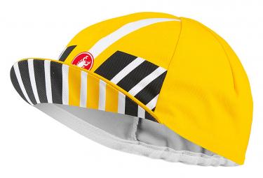 Castelli Hors Categorie Cap Yellow