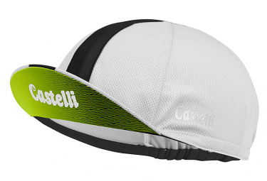 Castelli Performance 3 Cycling Cap White