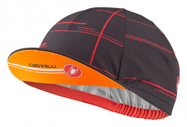 Castelli UPF Cycling Cap Black