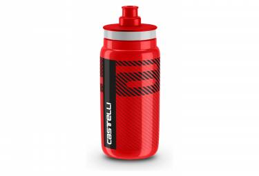 Castelli Fly Teams Castelli Bottle 550 ml Red