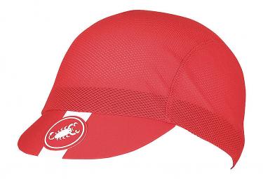Castelli A/C Cycling Cap Red
