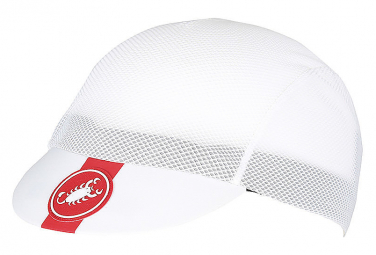 Castelli A/C Cycling Cap White