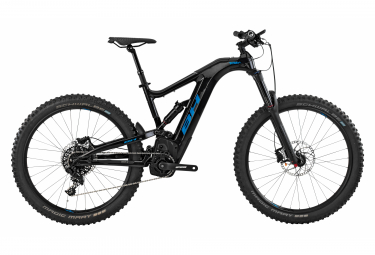 VTT Tout Suspendu Electrique BH Atom-X Carbon Lynx 6 Pro Sram NX 11V Noir 2020