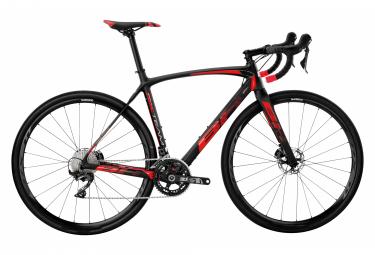 BH RX Team 5.5 Shimano 105 11V Cyclocross Loop Black / Red 2020