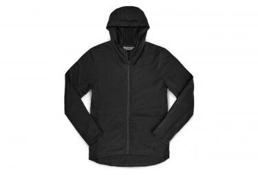 Sweat Hood Chrome Merino Cobra 2.0 Black