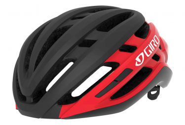 Giro Agilis Helmet Black Red