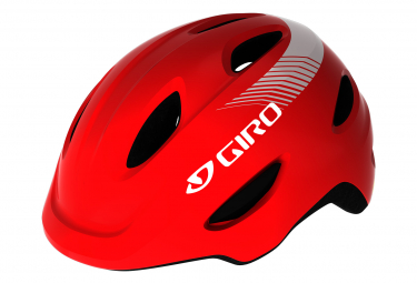 Casco Giro Scamp Youth Rojo S  49 53 Cm