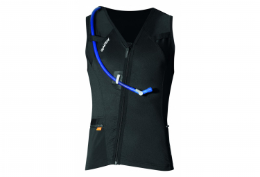 Chaleco Protector Racer Pro Top 3 Negro S