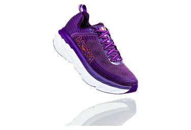 Zapatillas Hoka One One Bondi 6 para Mujer Púrpura