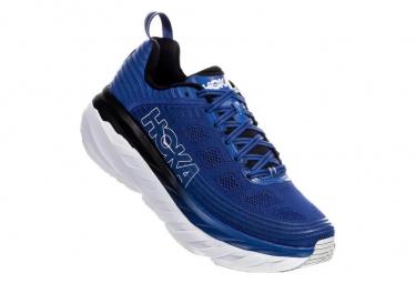 Zapatillas Hoka One One Bondi 6 Large 2E para Hombre Azul
