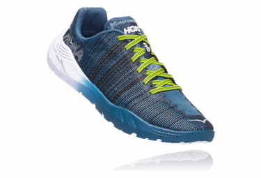 Hoka Evo Rehi Blue Yellow Men