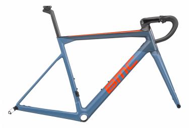 Cadre Route BMC Teammachine SLR01 Disc Bleu/Rouge 2020