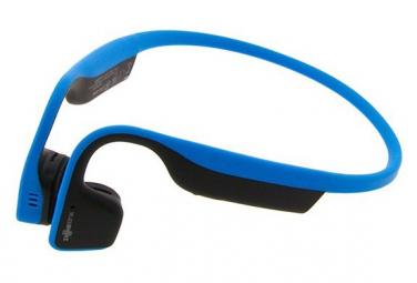 Casque Bluetooth AfterShokz Trekz Titanium Bleu