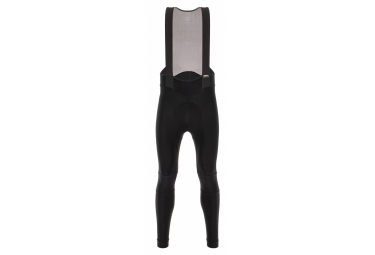 Santini Vega H2O Bib Tights Black Neon Orange