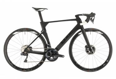 Cube Road Bike Litening C:68X Pro Shimano Ultegra Di2 11s Black / White 2020