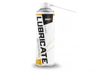 Image of Lubrifiant aerosol bike7 lubricate dry 500ml