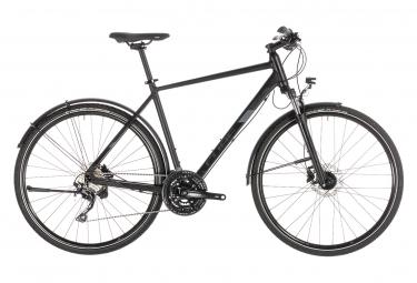 Cube Touring Bike Nature EXC Allroad Shimano Deore / SLX 10s Black / Grey 2019
