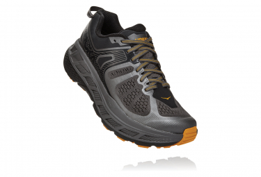 Hoka Stinson ATR 5 Black Grey Men