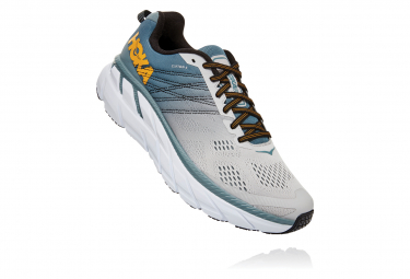 Hoka Clifton 6 Grey Blue Men