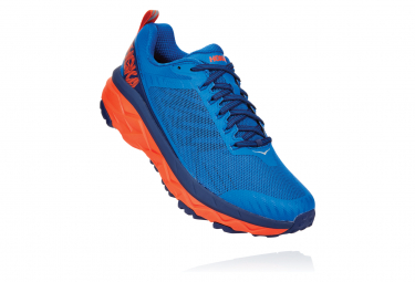 Hoka Challenger ATR 5 Blue Orange Men