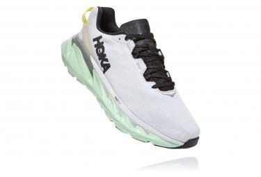 Chaussures de Running Hoka One One Elevon 2 Blanc / Vert