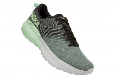 Chaussures de Running Hoka One One Mach 3 Vert / Noir