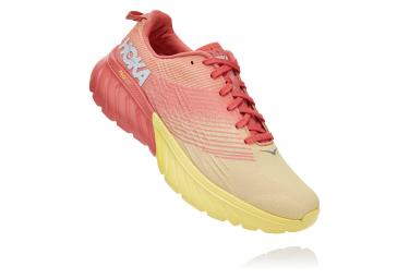 Zapatillas Hoka One One Mach 3 para Mujer Amarillo