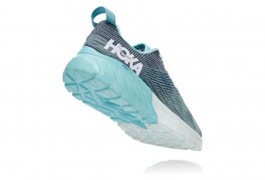 Chaussures de Running Hoka One One Mach 3 Bleu