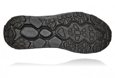 Chaussures de Trail Hoka One One Challenger Low GTX  Noir