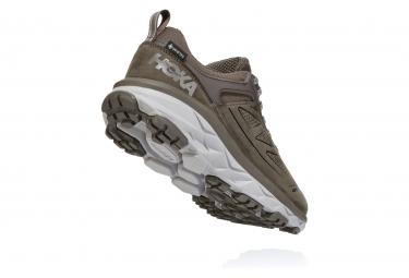 Chaussures de Trail Femme Hoka One One Challenger Low GTX Marron
