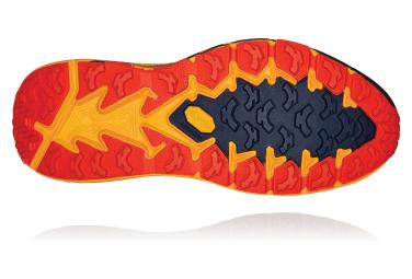 Chaussures de Trail Hoka One One Speedgoat 4 Orange / Jaune