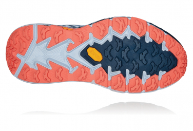 Chaussures de Trail Femme Hoka One One Speedgoat 4 Bleu / Orange