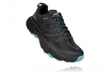 Zapatillas Hoka One One Speedgoat 4 GTX para Mujer Negro / Azul