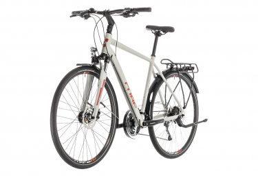 Cube Touring Bike EXC Shimano Deore 10s Grey / Orange 2019