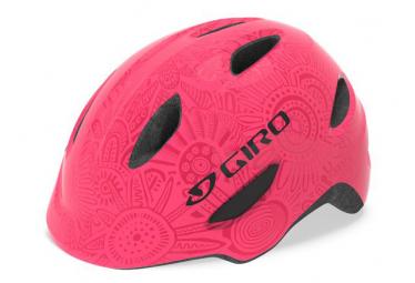 Casque Giro Scamp Rose 2021