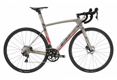 Bici da Corsa BH G7 Disc 5.0 Shimano Ultegra 11v Grigio Rosso 2020