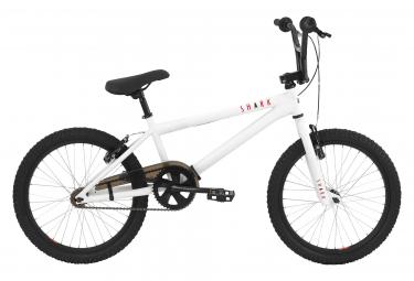 BH Shark 20'' Pro Kids Bike N.C. Blanc