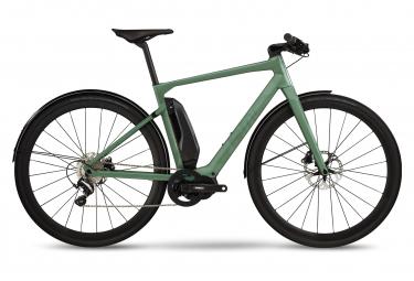 Bicicleta Ciudad Eléctrica BMC Alpenchallenge AMP City LTD 700 Vert