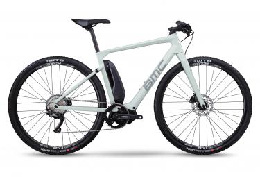 Bicicleta Ciudad Eléctrica BMC Alpenchallenge AMP Cross One 700 Blanc
