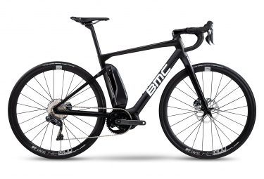 BMC Alpenchallenge AMP ROAD ONE Electric Road Loop Shimano Ultegra Di2 Nero / Bianco 2020