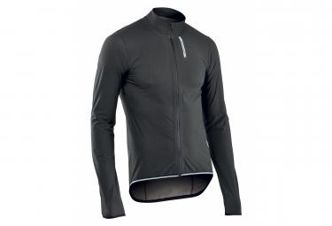 Northwave Rainskin Shield Jacket Grau / Schwarz