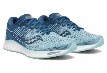 Chaussures de Running Femme Saucony Freedom 3 Bleu / Bleu