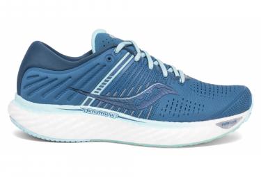 Saucony Triumph 17 Blue Women